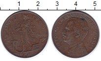 Изображение Монеты Италия 5 сентим 1909 Медь XF