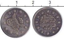 Изображение Монеты Турция 2 куруша 1849 Серебро XF