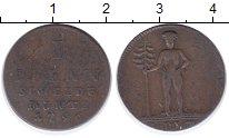 Изображение Монеты Брауншвайг-Люнебург-Каленберг-Ганновер 1 пфенниг 1796 Медь VF Георг III