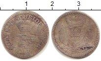 Изображение Монеты Вюртемберг 3 крейцера 1798 Серебро VF Фридрих II