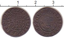 Изображение Монеты Речь Посполита 1 солид 1600  VF Сигизмунд III