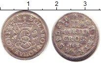Изображение Монеты Брауншвайг-Люнебург-Каленберг-Ганновер 2 гроша 1693 Серебро XF Эрнст Август