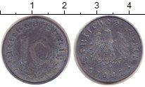Изображение Монеты Германия 10 пфеннигов 1947 Цинк XF