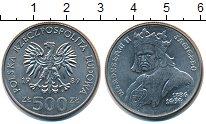 Изображение Монеты Польша 500 злотых 1989 Медно-никель