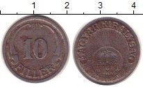 Изображение Монеты Венгрия 10 филлеров 1940 Железо XF