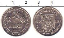 Изображение Монеты Румыния 10 лей 1996 Железо XF