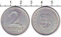 Изображение Монеты Венгрия 2 форинта 1940 Алюминий UNC-
