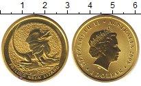 Изображение Монеты Австралия 1 доллар 2008 Латунь UNC