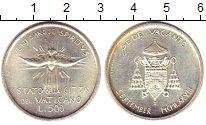 Изображение Монеты Ватикан 500 лир 1978 Серебро UNC- Вакантный престол