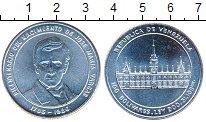 Изображение Монеты Венесуэла 100 боливаров 1986 Серебро UNC