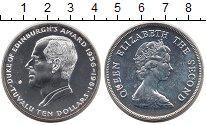Изображение Монеты Тувалу 10 долларов 1981 Серебро UNC-
