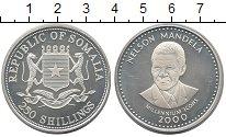 Изображение Монеты Сомали 250 шиллингов 2000 Серебро UNC