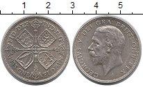 Изображение Монеты Великобритания 1 флорин 1933 Серебро XF
