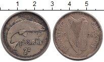 Изображение Монеты Ирландия 2 флорина 1928 Серебро XF