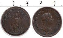 Изображение Монеты Великобритания 1 фартинг 1806 Медь XF