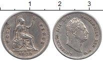 Изображение Монеты Великобритания 4 пенса 1936 Серебро XF