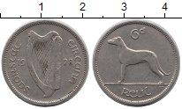 Изображение Монеты Ирландия 6 пенсов 1928 Медно-никель XF