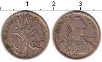 Изображение Монеты Индокитай 10 центов 1939 Медно-никель VF