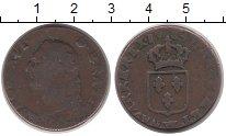 Изображение Монеты Франция 1 соль 1784 Медь VF