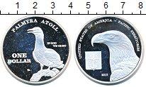 Изображение Монеты США 1 доллар 2015 Посеребрение Proof-