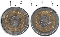 Изображение Монеты Антарктика 10 долларов 2011 Биметалл UNC