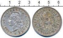 Изображение Монеты Аргентина Аргентина 1882 Серебро XF
