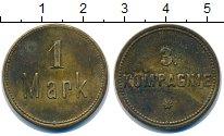 Изображение Монеты Намибия Намибия 1910 Латунь XF