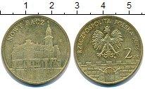 Изображение Монеты Польша 2 злотых 2006 Латунь UNC- Новы-Сонч