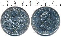 Изображение Монеты Олдерни 2 фунта 1990 Медно-никель XF
