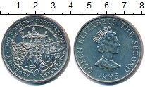 Изображение Монеты Олдерни 2 фунта 1993 Медно-никель XF