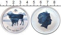 Изображение Монеты Австралия 1 доллар 2009 Серебро Proof
