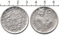 Изображение Монеты Чехия 200 крон 1997 Серебро UNC Святой Войтек.
