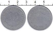 Изображение Монеты Филиппины 10 сентаво 1920 Алюминий VF