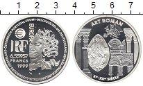 Изображение Монеты Франция 6,55957 франка 1999 Серебро Proof-