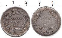 Изображение Монеты Боливия 20 сентаво 1890 Серебро VF