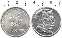 Изображение Монеты Финляндия 100 марок 1995 Серебро UNC