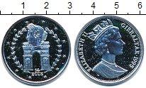 Изображение Монеты Гибралтар 14 экю 1995 Серебро Proof- Елизавета II.  Триум