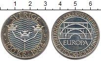 Изображение Монеты Швеция 100 крон 1984 Серебро UNC-
