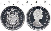 Изображение Монеты Канада 50 центов 2004 Серебро Proof