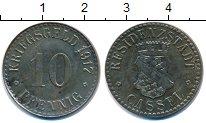 Изображение Монеты Германия : Нотгельды 10 пфеннигов 1917 Железо VF