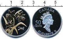 Изображение Монеты Канада 50 центов 2003 Серебро Proof