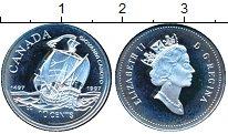 Изображение Монеты Канада 10 центов 1997 Серебро Proof