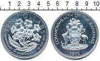 Изображение Монеты Багамские острова 10 долларов 1975 Серебро Proof-