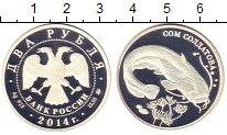 Изображение Монеты Россия 2 рубля 2014 Серебро Proof-