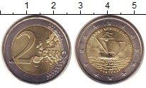 Изображение Монеты Португалия 2 евро 2011 Биметалл UNC