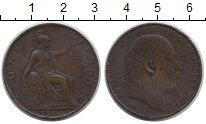 Изображение Монеты Великобритания 1 пенни 1904 Бронза VF