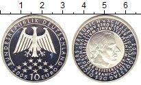 Изображение Монеты Германия 10 евро 2005 Серебро Proof Памяти  Фридриха  Ши