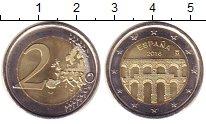 Изображение Монеты Испания 2 евро 2016 Биметалл UNC