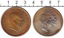 Изображение Монеты Дания 10 крон 1967 Серебро