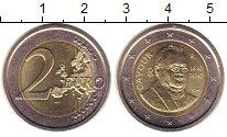 Изображение Монеты Италия 2 евро 2010 Биметалл UNC-